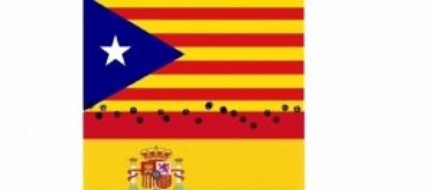 """""""Puntos negros"""" entre Cataluña y España"""