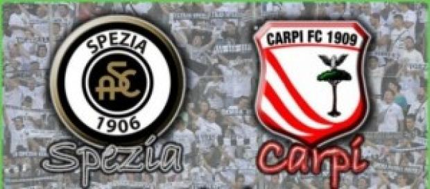 Serie B 5^ giornata, Spezia-Carpi lunedì 22