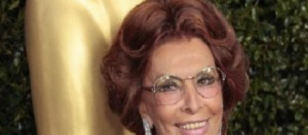 Sophia Loren considerada tan hermosa como Venus.