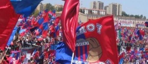 Calcio Crotone-Catania 23 settembre 2014
