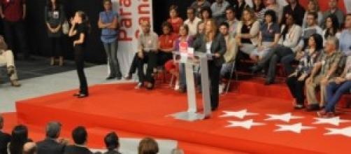 Imagen del Partido Socialista de Madrid.
