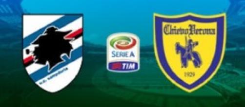 Sampdoria-Chievo serie A, 24 settembre ore 20:45