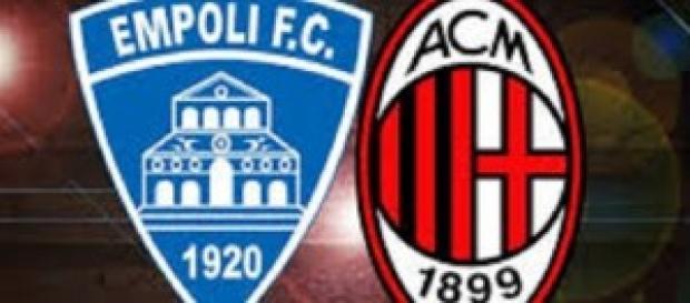 Empoli-Milan, Serie A, 4^giornata
