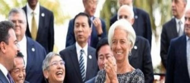 I responsabili economici del G20
