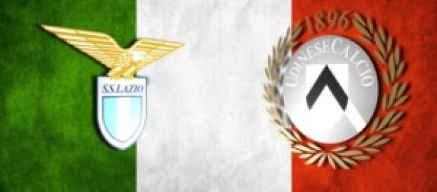 Lazio-Udinese, posticipo giovedì 25 ore 20:45
