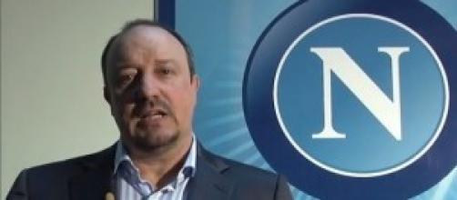 Rafa Benitez, tecnico del Napoli