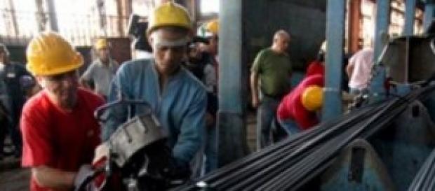 Antillana de acero, empresa estatal