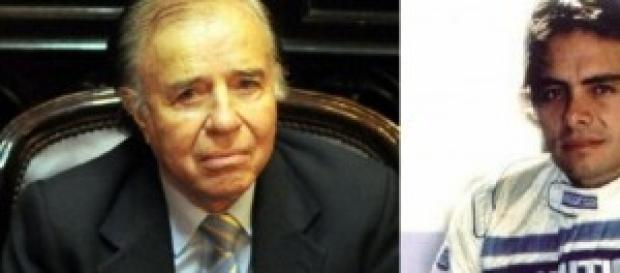 El ex presidente declaró ante un juez