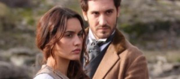 Il Segreto anticipazioni Pepa, Tristan e Maria