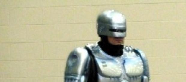 Robocop em sua versão 2014