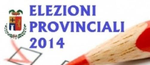 Elezioni provinciali 2014, calendario