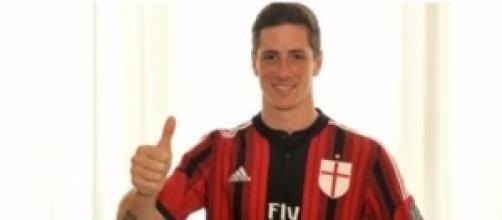 Fernando Torres in gol contro l'Empoli