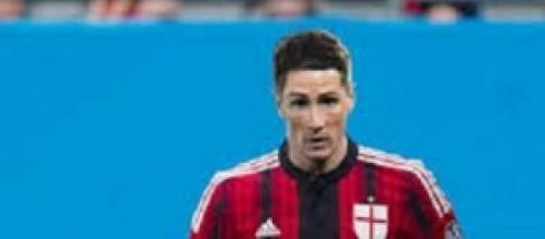 Fernando Torres, nuovo attaccante del Milan