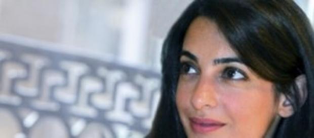 Amal Ramzi Alamuddin, futura signora Clooney