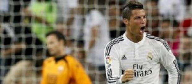 Cristiano, mejor jugador del partido de anoche