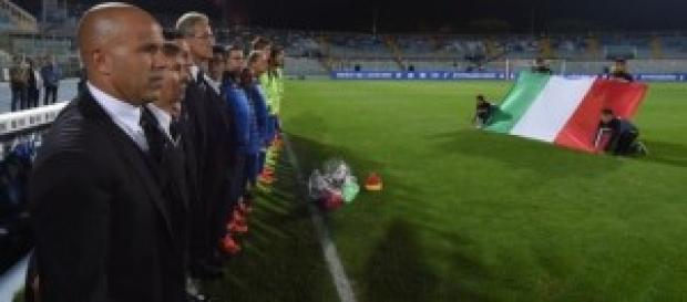Play Off Europeo Under 21, Slovacchia-Italia