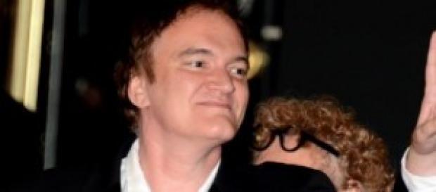 Quentin Tarantino en los Cesar.