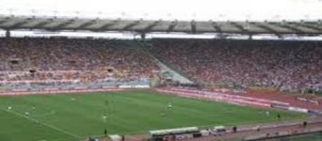 La Roma in campo sabato 27 contro il Verona