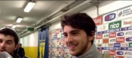 Paloschi, centravanti del Chievo Verona