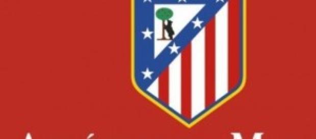 El Atletico de Madrid, actual campeon de la BBVA
