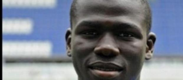 Koulibaly, primo gol col Napoli