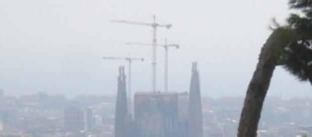La Sagrada Família necesita reformas