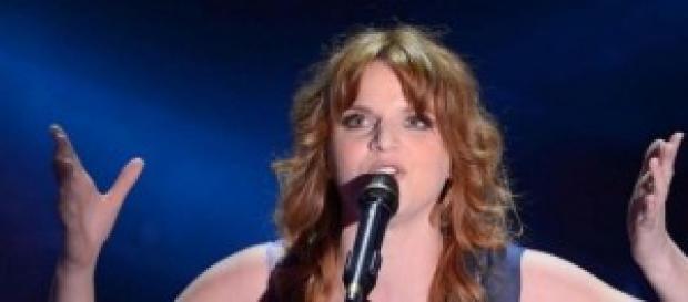 La vincitrice di X Factor 7 Chiara Galiazzo
