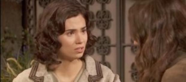 Maria Il Segreto soap Canale 5