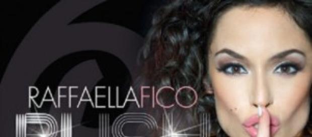 Raffaella Fico nel suo nuovo singolo Rush