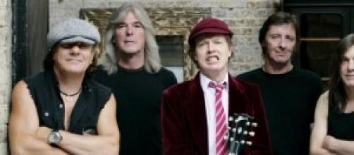 AC/DC con los hermanos Young