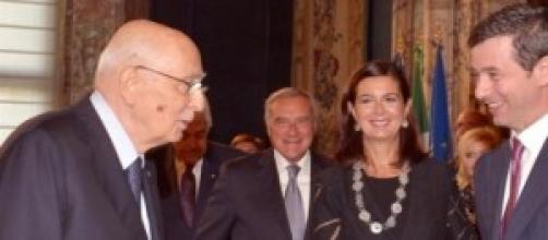 Giustizia, indulto e amnistia: appello Napolitano