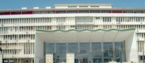 Le siège de l'Assemblée Nationale du Sénégal