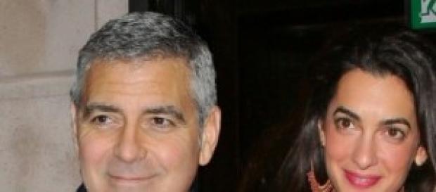 Clooney e Amal pronunceranno il loro fatidico sì!