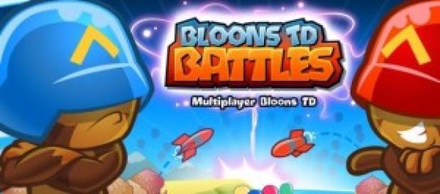 Portada del gran juego BTD battles