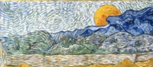 Van Gogh mostra Milano 2014