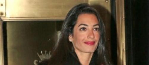 Amal Clooney, la futura moglie più invidiata