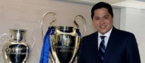 Erick Thohir, Presidente Inter