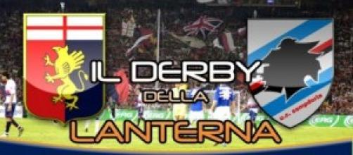 Genoa-Sampdoria, domenica 28 ore 20:45
