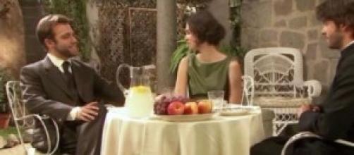 Il Segreto, Maria finge fidanzamento con Fernando.