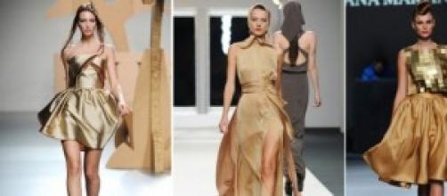 Modelos de la Fashion Week