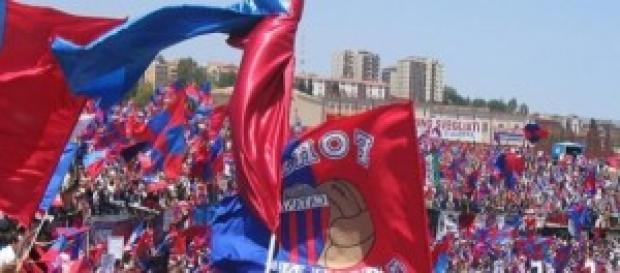 Calcio Catania-Pescara, Serie B 2014-2015