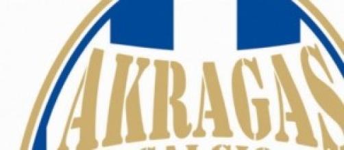 Logo Akragas Calcio nell'anno 2014