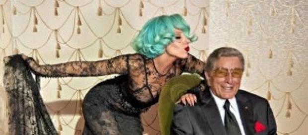 Dueto de Lady Gaga e Tony Bennett