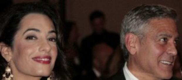Il matrimonio di George Clooney e Amal Alamuddin