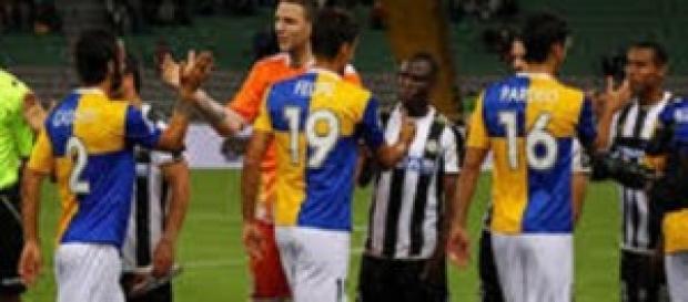 Udinese-Parma, Serie A, 5^giornata