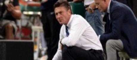 Walter Mazzarri, tecnico dell'Inter