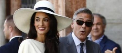 Amal e George: il sì è ufficiale!