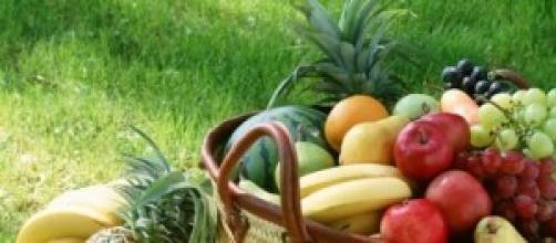 Frutta e verdura contenenti carotenoidi