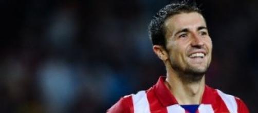 Gabi, capitán del Atlético