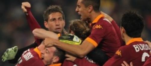 Manchester City - Roma, Champions League